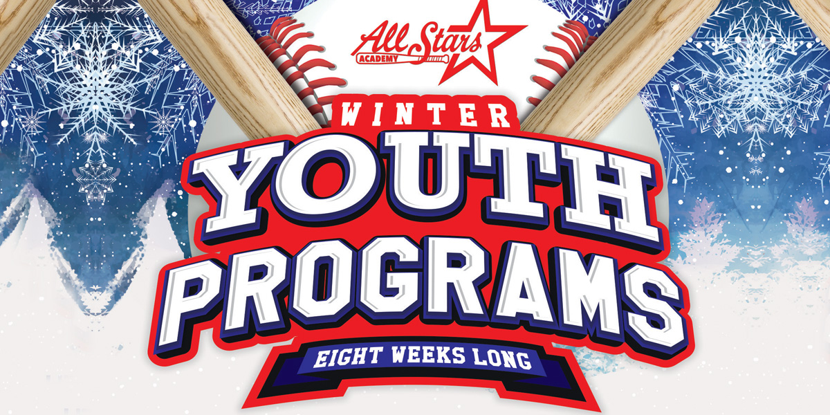 2020 Allstars Academy Youth Baseball Programs