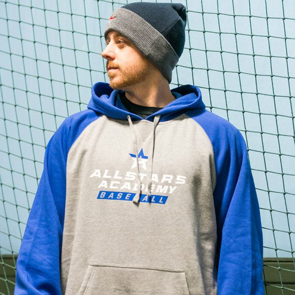 Sport-Tek Raglan Pullover Hooded Sweatshirt